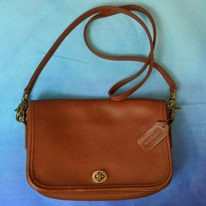 COACH - Vintage Penny Pocket Bag 9755 Excellent!